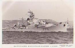 Escorteur        83        Escorteur Rapide SAVOYARD - Guerre