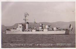 Escorteur        93        Escorteur Rapide LE NORMAND - Guerre