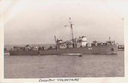 Escorteur        189        Escorteur VOLONTAIRE - Warships