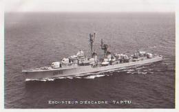Escorteur        195        Escorteur D'escadre  TARTU - Krieg