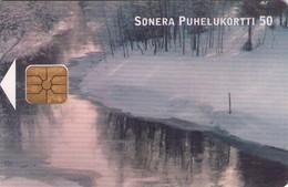 TARJETA TELEFONICA DE FINLANDIA. (439). - Finlandia