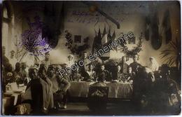 CPA Carte Photo Guerre 14-18 Militaire Noir Sénégalais Médecin Hopital Cachet WW1 BERCK ? Pas-de-Calais 62 ? - Guerre 1914-18