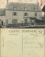 D- [512100] Carte-France  - (87) Haute-Vienne, Bersac,Poste & Facteurs - France