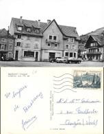 D- [512230] Carte-France  - (88) Vosges, Bussang, Centre,Commerce, Magasins - Bussang