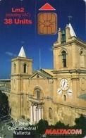 TARJETA TELEFONICA DE MALTA. (046) - Malta