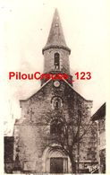 """12 Aveyron - POISSAC - """" L'Eglise """" - VUE PEU COURANTE - Sin Clasificación"""