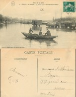 D- [512529] Carte-France  - (92) Haut De Seine, Sèvres, Saint-Cloud,Bateau, Gares - Sans Trains - Colombes