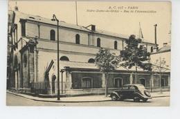 PARIS - XVIème Arrondissement - Notre Dame De Grâce - Rue De L'Annonciation (automobile ) - Distrito: 16