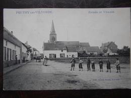 Peuthy Lez Vilvorde     Entrée Du Village - Vilvoorde