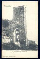 Cpa Italie Ventimiglia La Storica Porta Canarda   MARS18-14 - Imperia
