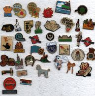 PETIT LOT THEMES DIFFERENTS - Badges