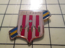 PIN513h Pin's Pins / Rare Et Beau : SPORTS / HALTEROPHLIE CLUB DE BLOIS - Weightlifting