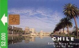 TARJETA TELEFONICA DE CHILE 11/97. (293) - Chile