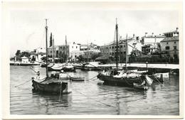 Malinska Old Postcard Travelled 1955 B180320 - Croazia