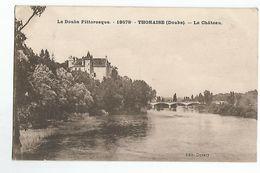 25 Thoraise Le Chateau - Non Classés