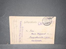 ALLEMAGNE - Carte En Feldpost En 1915 - L 15781 - Germany