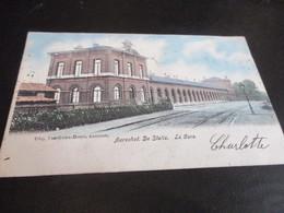 Aarschot, De Statie, La Gare - Aarschot