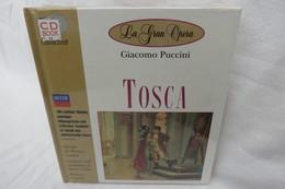 """CD """"TOSCA Von Giacomo Puccini"""" Mit Buch Aus Der CD Book Collection (ungeöffnet, Original Eingeschweißt) - Opera"""