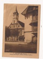 ( 25 ) MONTBELIARD Temple Saint Martin Maison Docteur Tuefferd - Montbéliard