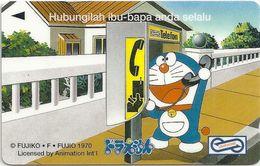 Malaysia (Uniphonekad) - Fujiko 2 - 53USBB, Used - Malaysia