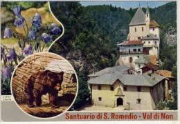 VAL DI NON SANTUARIO DI SAN ROMEDIO - Italy