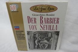 """CD """"Der Barbier Von Sevilla/Gioacchino Rossini"""" Mit Buch Aus Der CD Book Collection (ungeöffnet, Original Eingeschweißt) - Opera"""