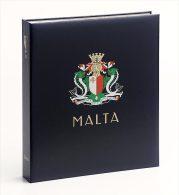 DAVO LUXE ALBUM ++ MALTA III REP 1989-2006 ++ 15% DISCOUNT LIST PRICE!!! - Albums Met Klemmetjes