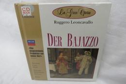 """CD """"Der Bajazzo / Ruggero Leoncavallo"""" Mit Buch Aus Der CD Book Collection (ungeöffnet, Original Eingeschweißt) - Opere"""