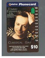 AUSTRALIA -   MUSIC: TOMMY EMMANUEL    - USED  - RIF. 10324 - Australia