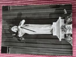 45 - ORLEANS - CPSM CARTE PHOTO VIERGE - CATHEDRALE STE CROIX - LA JEANNE D'ARC DE VERMARE - Orleans