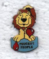PEUGEOT..LION..DON DU SANG - Peugeot