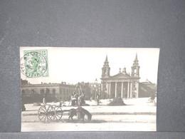 MALTE - Carte Postale Photo En 1924 , Attelage D'âne - L 15793 - Malte