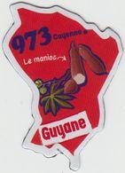 Magnet Le Gaulois - 973 - Guyane - Advertising