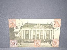 FINLANDE - Carte Postale - Turun - Bibliotekshus - L 15795 - Finlande