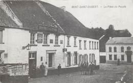 Mont-Saint-Guibert - Corbais - 3 Reprod. - Mont-Saint-Guibert