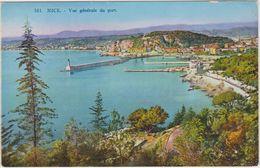06 Nice Vue Generale Du Port - Navigazione – Porto