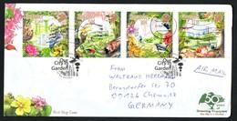 3518 - Singapore Nach Chemnitz - Beleg Brief Luftpost - Singapur (1959-...)