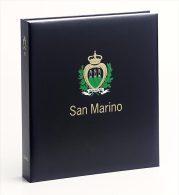 DAVO LUXE ALBUM ++ SAN MARINO I 1959-1979 ++ 15% DISCOUNT LIST PRICE!!! - Albums Met Klemmetjes