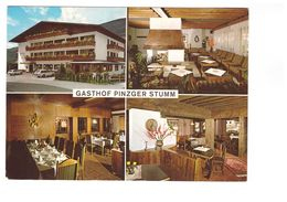 Autriche  Tirol Tyrol Stumm Zillertal Sonnendorf Gasthof Pinzger Hotel Restaurant Pension - Schwaz