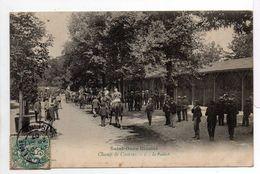 - CPA SAINT-OUEN (93) - Champ De Courses 1907 - Le Paddock (belle Animation) - - Saint Ouen