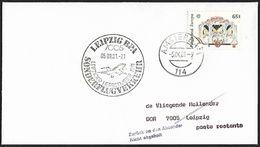 1981 - NEDERLAND - Cover + SG 1363 + AMSTERDAM - Periode 1980-... (Beatrix)
