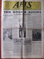 ARTS N°79 (2 Août 1946) Van Gogh à Auvers - Notre Dame - Autres