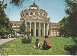 CARTOLINA - POSTCARD - ROMANIA - BUCURESTI. ATENEUL ROMAN - Romania