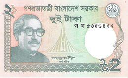 Bangladesh - Pick 52c - 2 Taka 2013 - Unc - Bangladesh