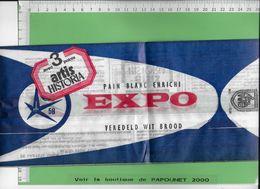 000568-A.C.-A.C.-O.S.-EXPO 58 - Obj. 'Souvenir De'