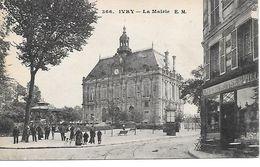 CARTE POSTALE 94 IVRY LA MAIRIE - Ivry Sur Seine