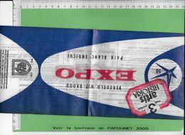 000570-A.C.-A.C.-O.S.-EXPO 58 - Obj. 'Souvenir De'