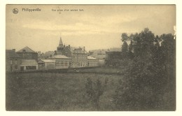 #11613[Postkaart] Philippeville / Vue Prise D'un Ancien Fort. / Nels / Edition Léon Gilliard-Bodson [ecoles Communales - Philippeville