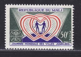 MALI N°  109 ** MNH Neuf Sans Charnière, TB (D6266) Journée Mondiale Des Villes Jumelées - Mali (1959-...)