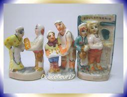Artistes Du Palais PM .. 3 Fèves ... Ref AFF : 26-1997... (pan 0042) - Characters